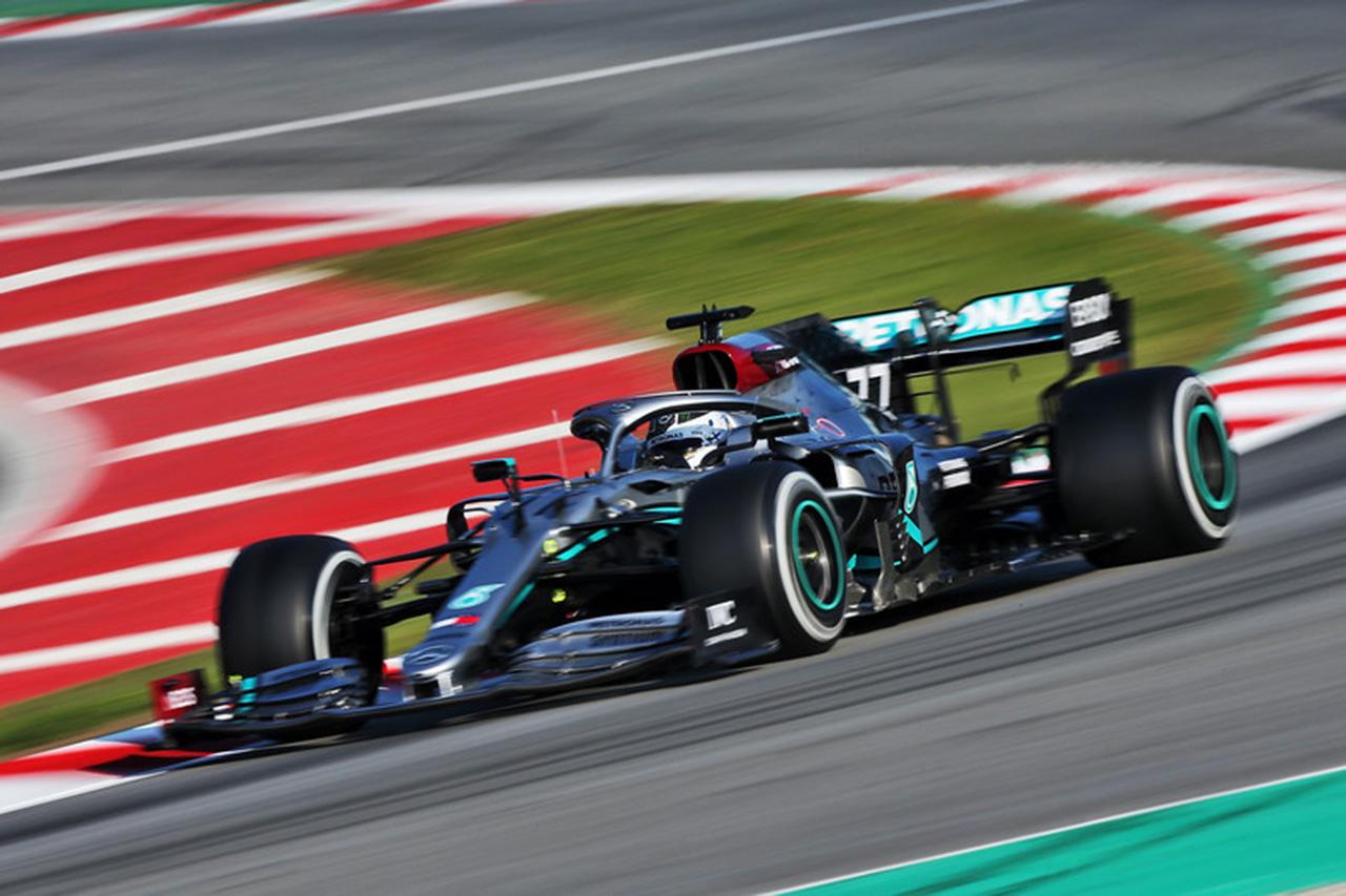 【速報】 F1バルセロナテスト 3日目 結果・タイム