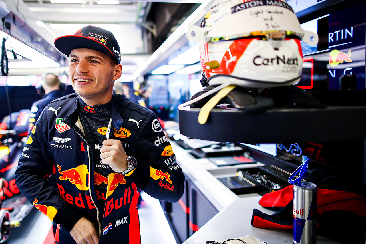 マックス・フェルスタッペン 「RB16での初テストはすべてが成功した」 / レッドブル・ホンダ F1バルセロナテスト