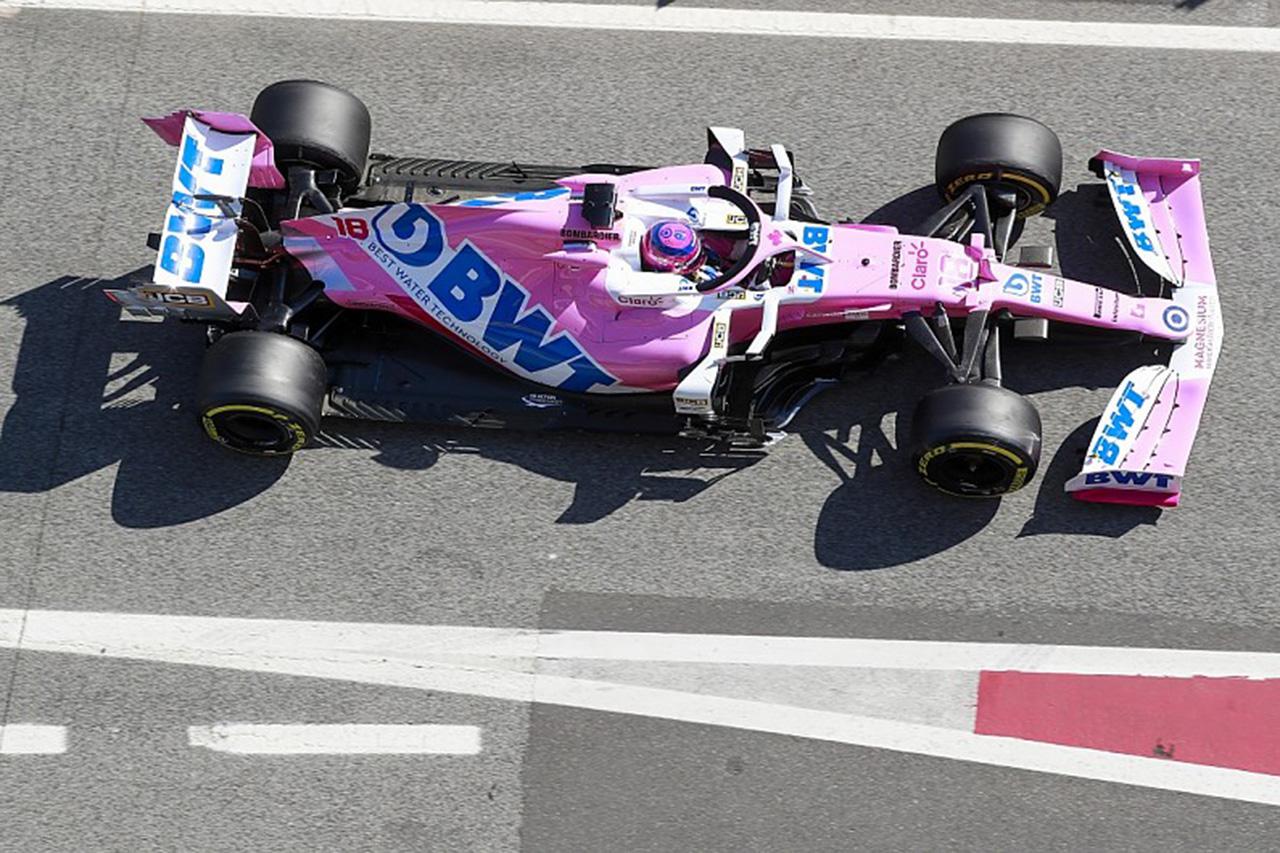 レーシング・ポイントF1、メルセデスと酷似も「ハースのやり方とは違う」