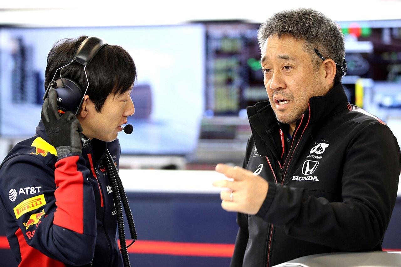 ホンダF1 山本雅史 「2020年型F1エンジンはパワーアップを達成している」