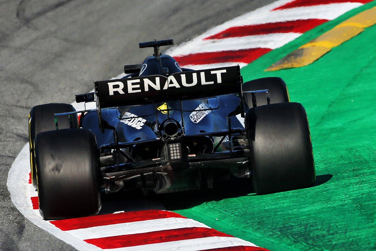 ルノーF1、2020年型F1エンジンのアップグレードは1回のみ