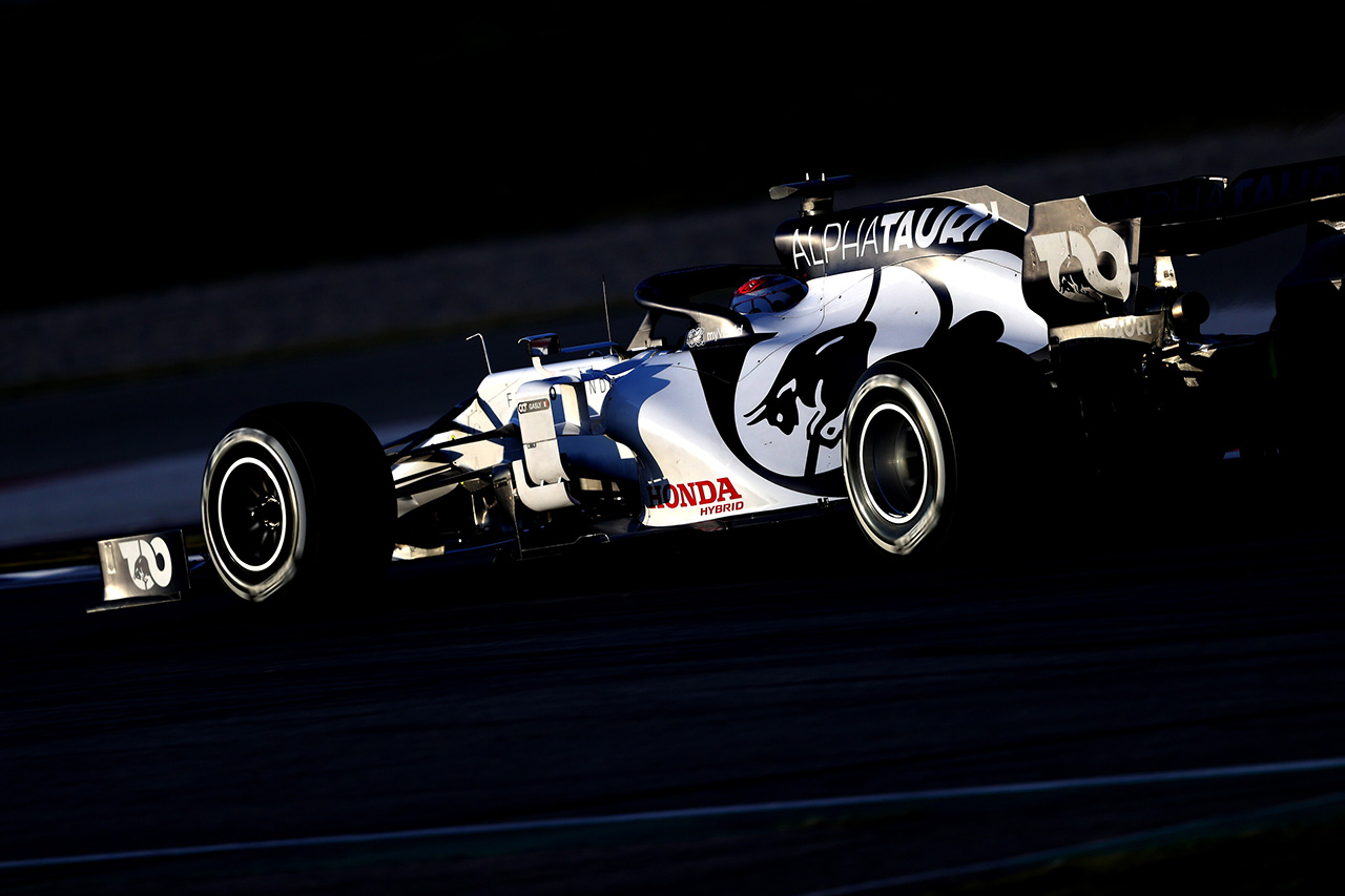 レッドブルF1 「アルファタウリはレーシングポイントのすぐ後ろにいる」