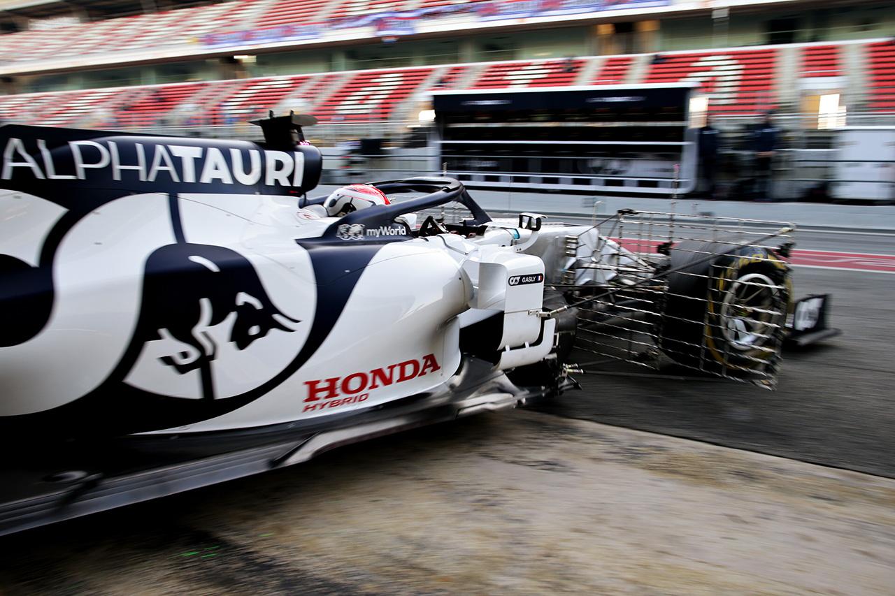 アルファタウリ、ホンダの新型F1エンジンを称賛「パワーと信頼性が向上」
