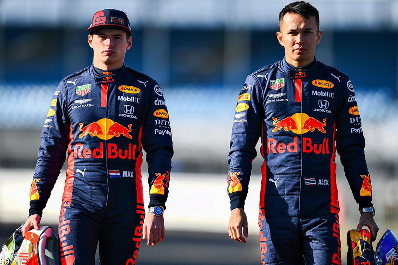 レッドブル・ホンダ、F1バルセロナテスト2回目のドライバー日程を発表