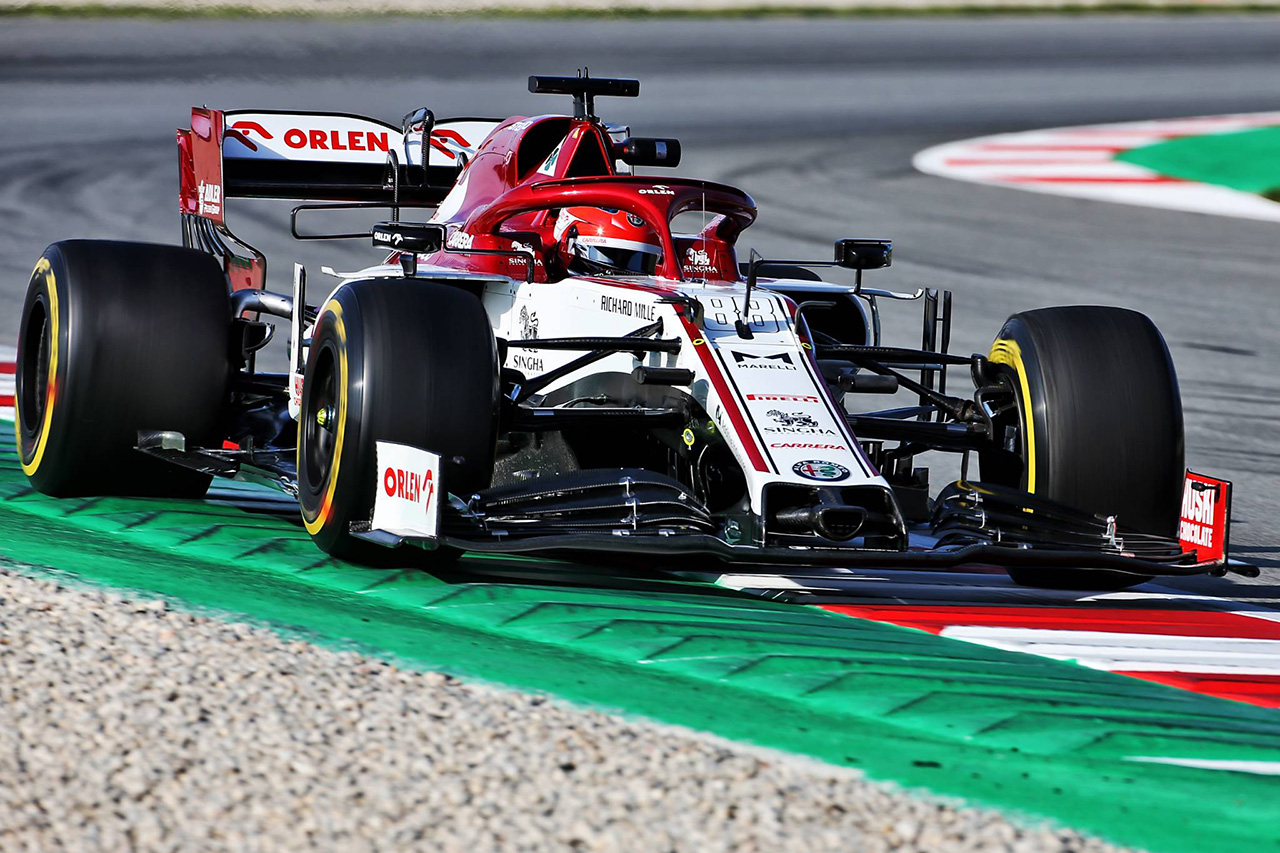 クビサ最速、ホンダF1勢は2・3番手 / F1バルセロナテスト2 結果(午前)