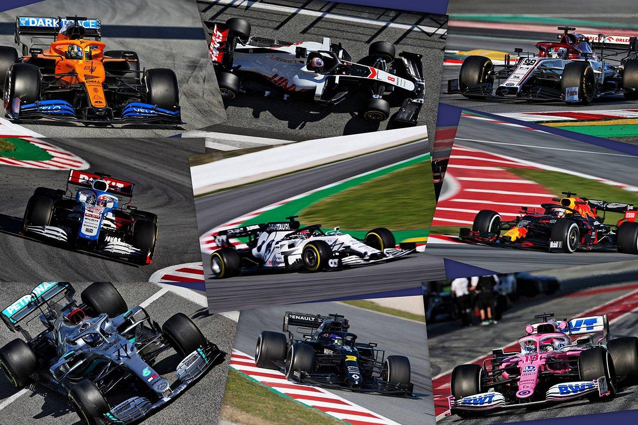 F1プレシーズンテスト 第1週目で垣間見えた10の傾向