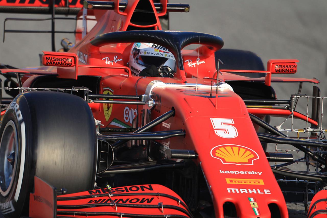 """メルセデスF1、フェラーリのテスト第1週での""""逆ブラフ""""を警戒"""