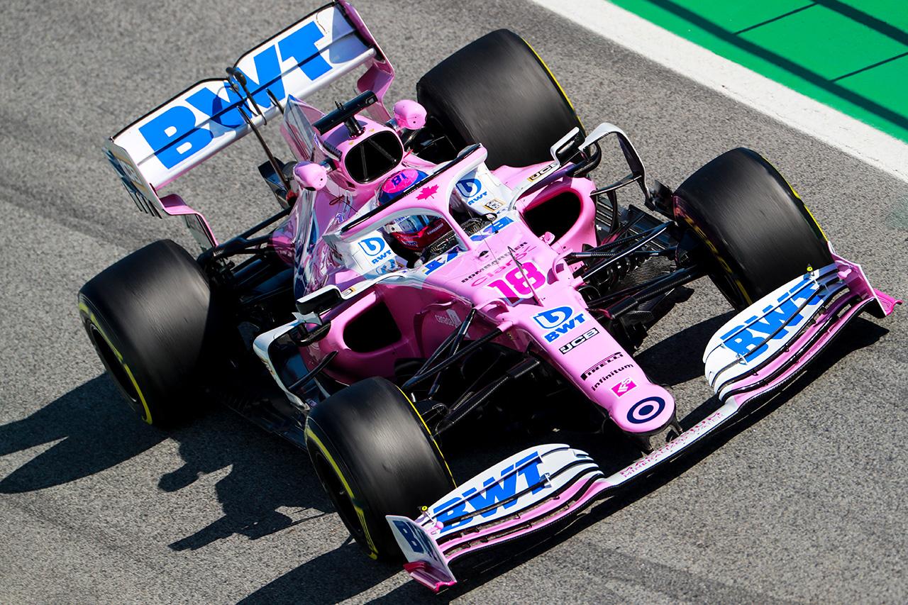 F1 レーシング・ポイントはフェラーリやレッドブル・ホンダを脅かす?
