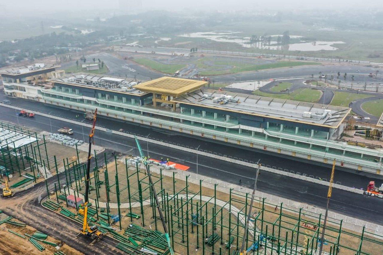 F1ベトナムGPに決断の時 政府が日本・イタリア等からの入国を拒否