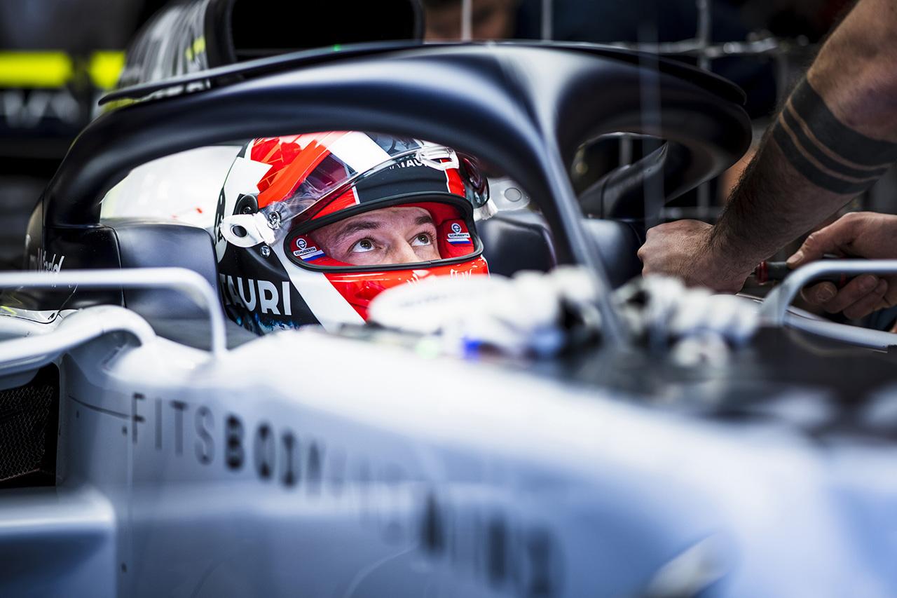 アルファタウリ・ホンダF1のクビアト「もっと向上できると感じている」 / F1バルセロナテスト1日目