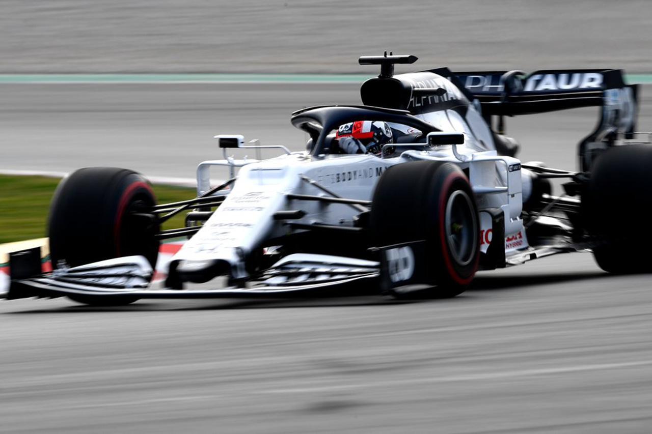 【速報】 F1バルセロナテスト2 結果・タイム(2日目・午前)