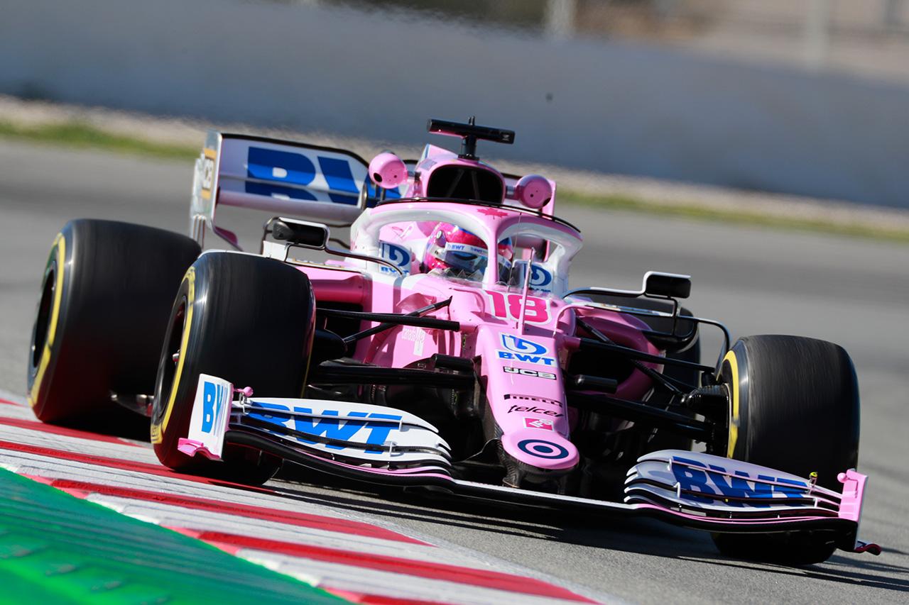 """レーシングポイントF1の""""ピンク・メルセデス""""をライバルチームが抗議か"""