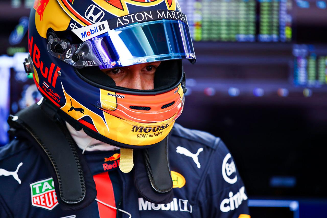 アレクサンダー・アルボン 「RB16は最初の周回から力強さを実感できた」 / レッドブル・ホンダ F1バルセロナテスト 最終日