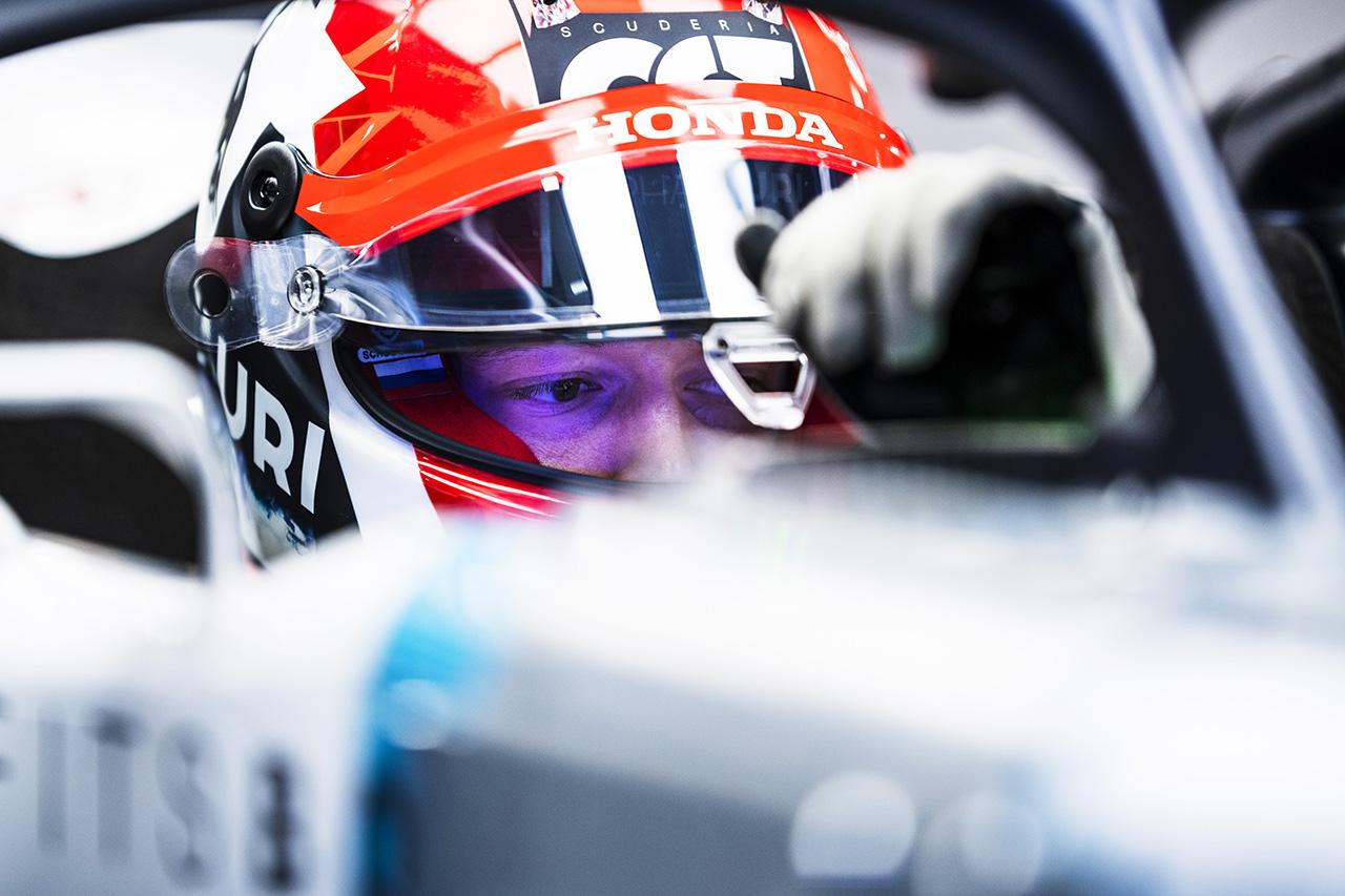 ダニール・クビアト 「開幕戦に向けてベストなパッケージを準備する」 / アルファタウリ・ホンダ F1バルセロナテスト 最終日