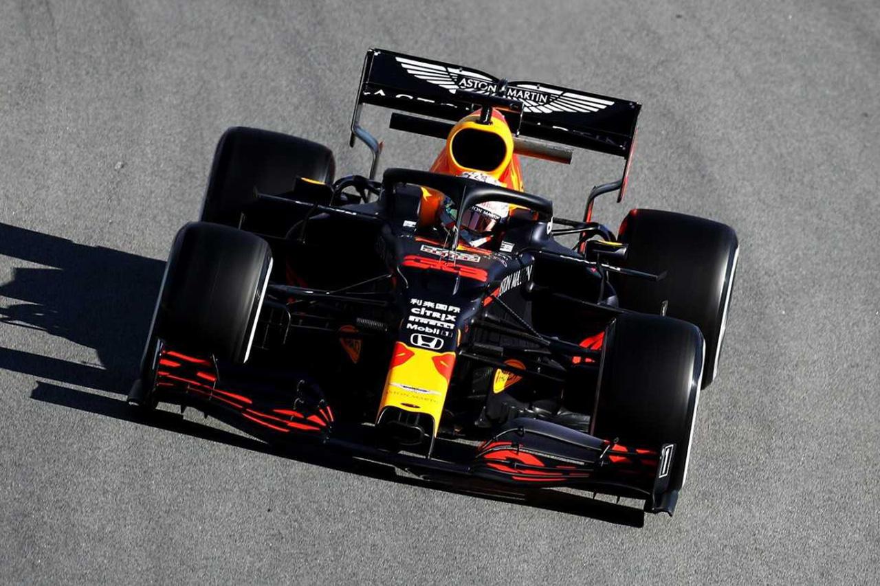 ホンダF1、メルセデスと0.073秒差&合計1549周を走破/F1テスト最終日