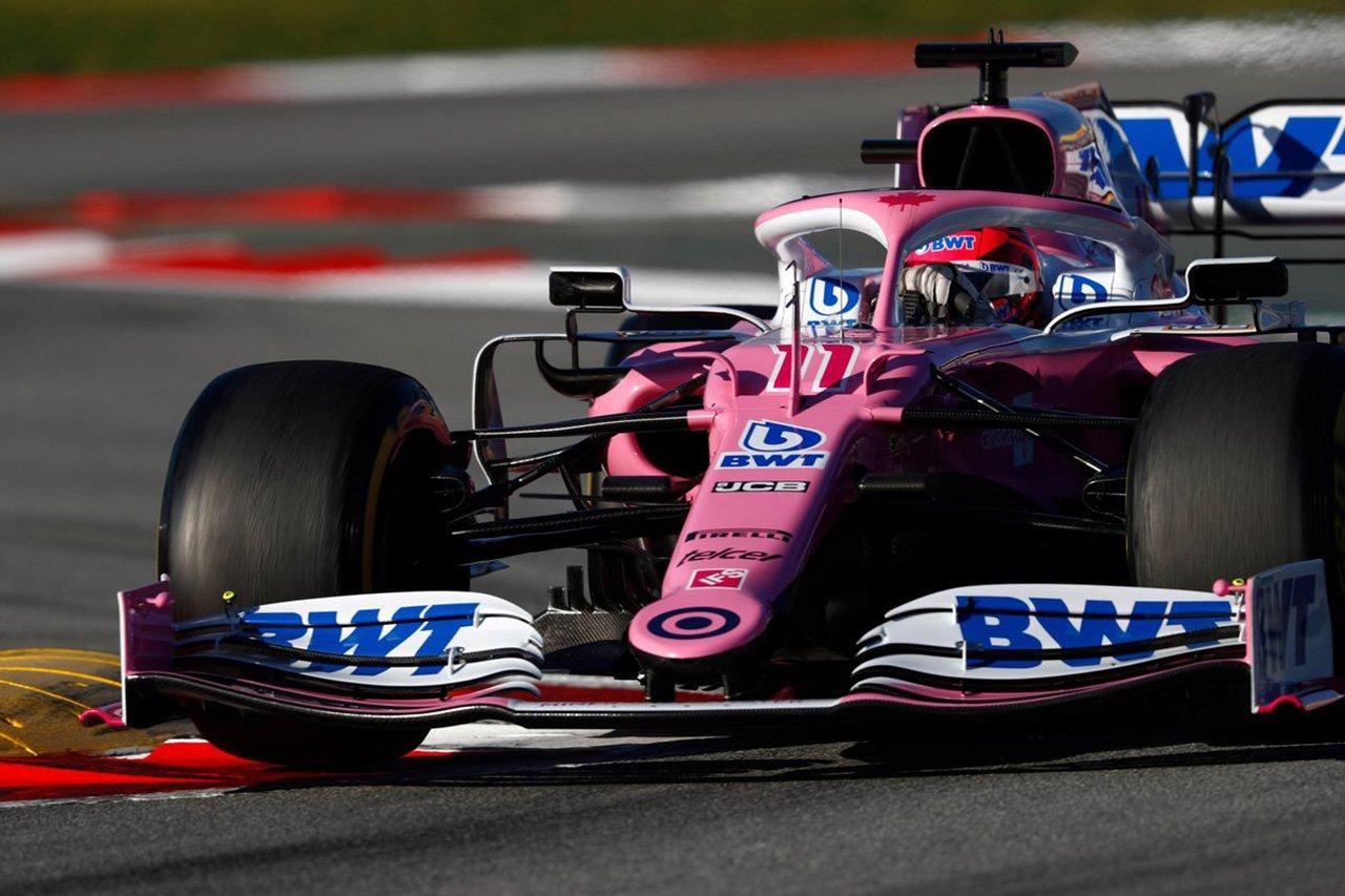 レーシング・ポイントF1、ピンク・メルセデスへの苦情は「単なる怠慢」