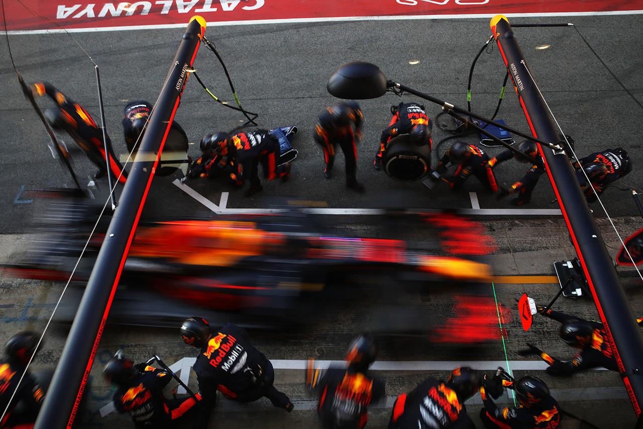 2020年 F1バルセロナテスト2回目:総合タイム&周回数・走行距離