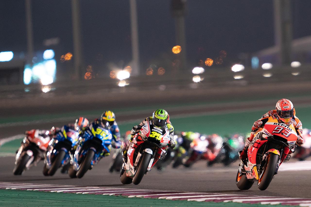 【MotoGP】 新型コロナウイルスにより開幕戦カタールGPの中止を決定