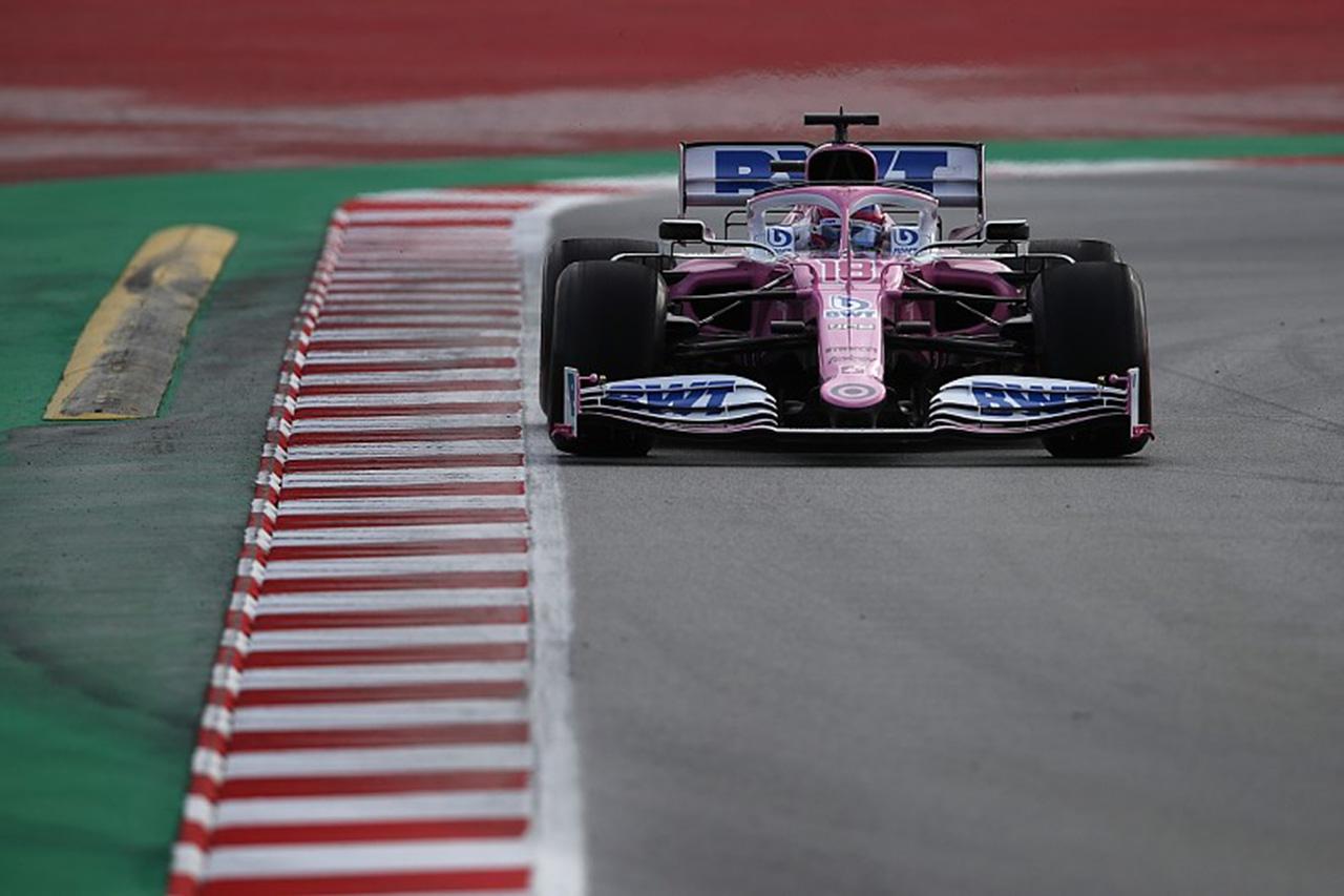 カルロス・サインツ 「レーシング・ポイントはまだペースを隠している」