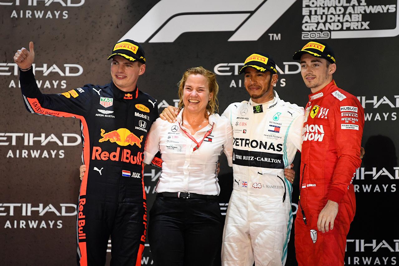 F1 シャルル・ルクレール 「フェルスタッペンのハミルトンへの発言は正しい」