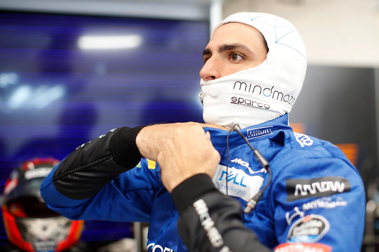 カルロス・サインツ 「フェラーリF1移籍が噂されるのはうれしい」