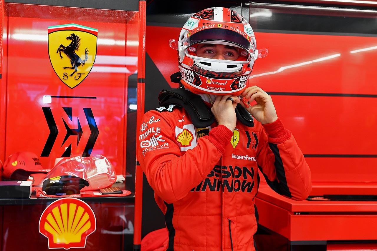 F1 シャルル・ルクレール 「フェラーリSF1000には改善を見込める汎用性がある」