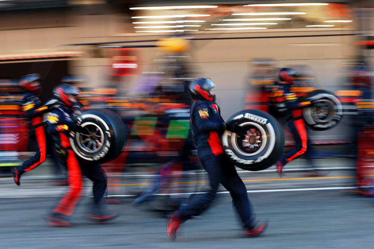2020年 F1オーストラリアGP タイヤ選択:レッドブル・ホンダは堅実