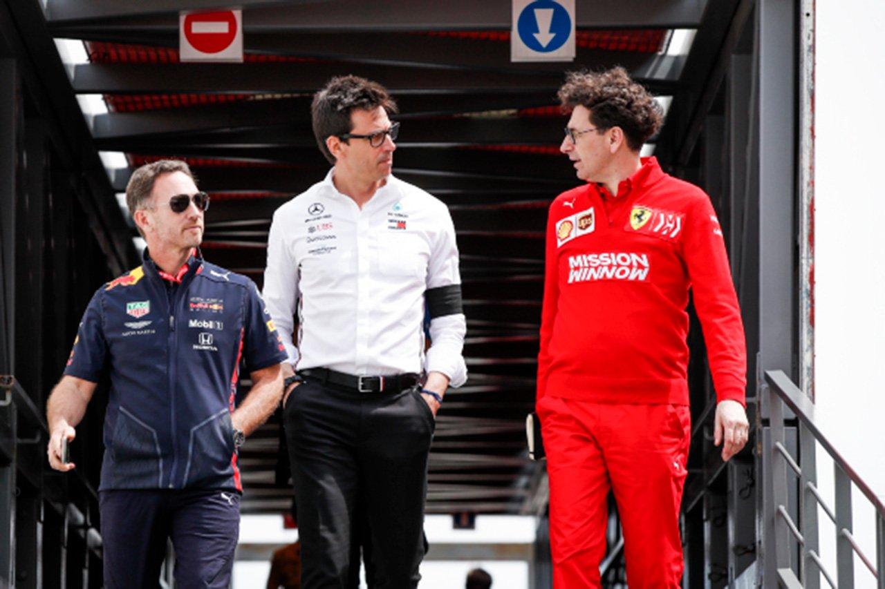 レッドブルF1 「フェラーリのコンストラクターズ選手権2位を剥奪すべき」