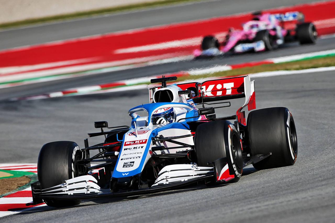 ウィリアムズF1 「レーシング・ポイントのやり方は我々には機能しない」