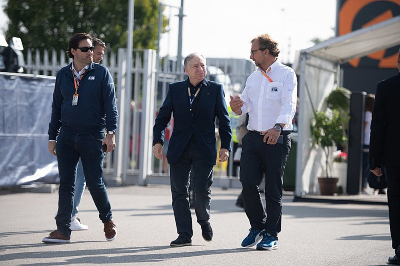 """F1 FIA、新型コロナウイルスの""""危機管理室""""を設置して対策を強化"""