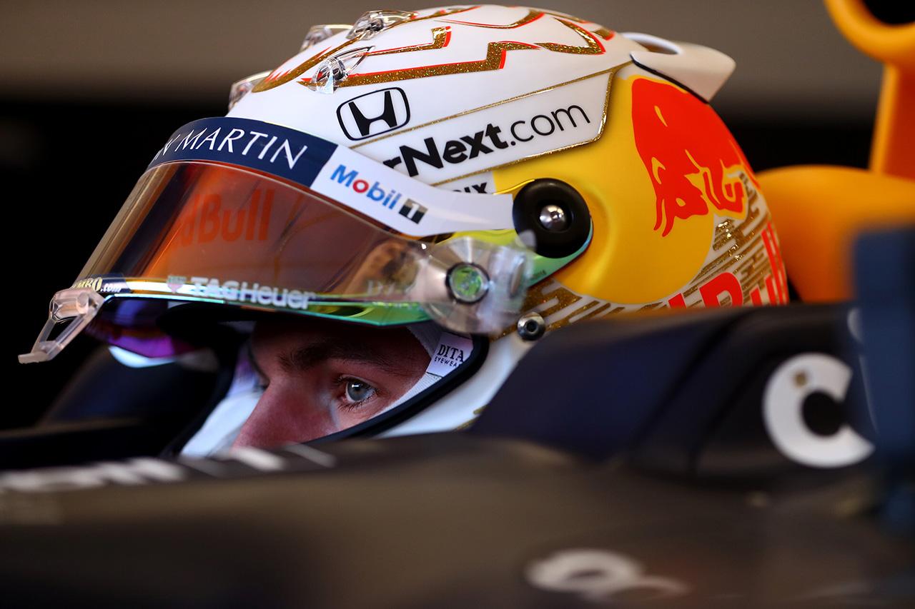 F1 マックス・フェルスタッペン 「シミュレーター作業を他人に任せたくない」 / レッドブル・ホンダ