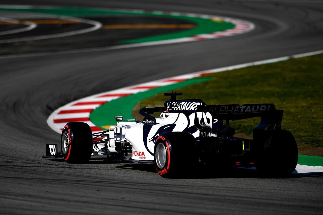 アルファタウリ・ホンダF1 「AT01は選手権5位という目標を実現できる」