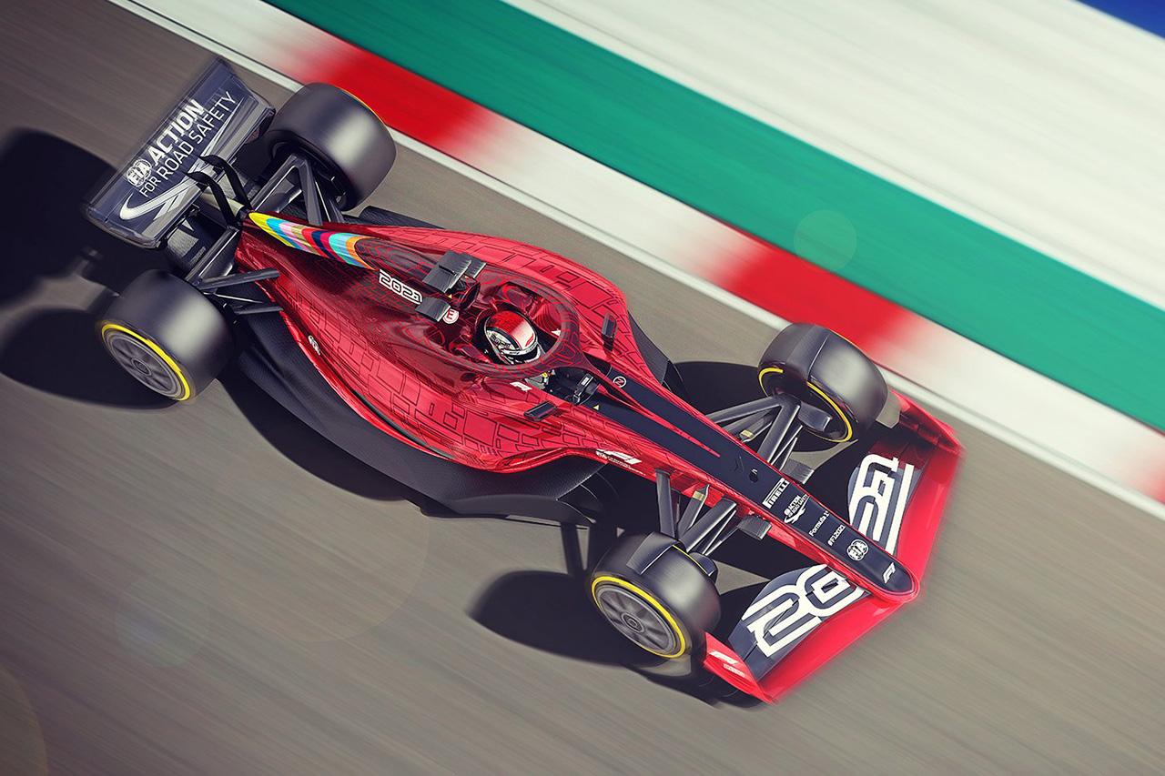 F1、2021年のレギュレーションを調整 「シャシーの強度を大幅に改善」
