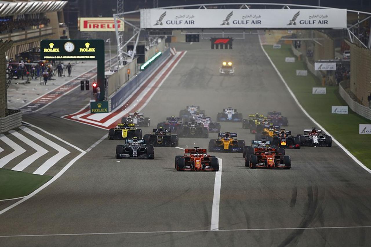 F1バーレーンGP:新型コロナウイルスにより無観客レースを決定