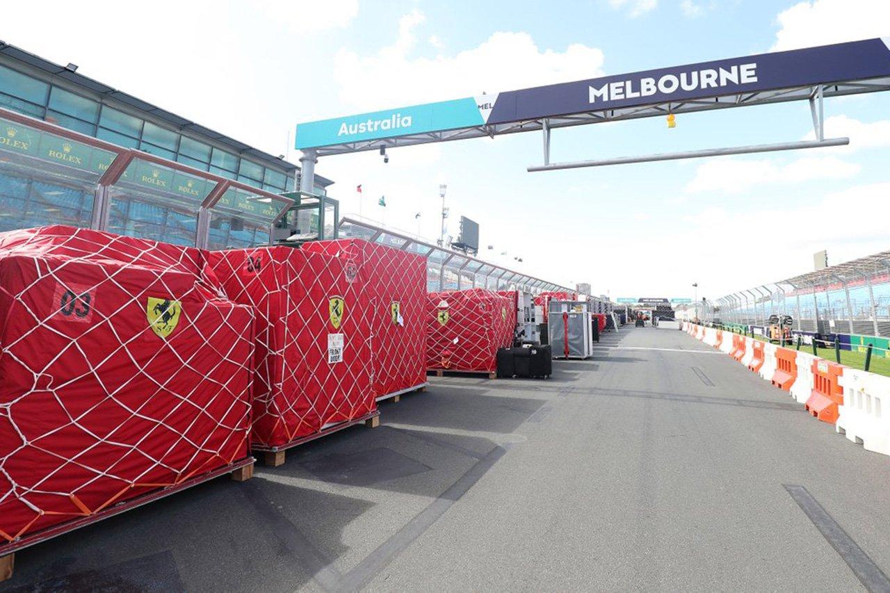 F1オーストラリアGP 「無観客レースは考えていない」