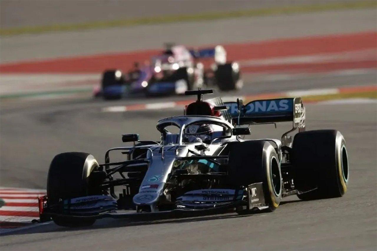 F1 「2020年のメルセデスはレッドブル・ホンダよりも優れている」