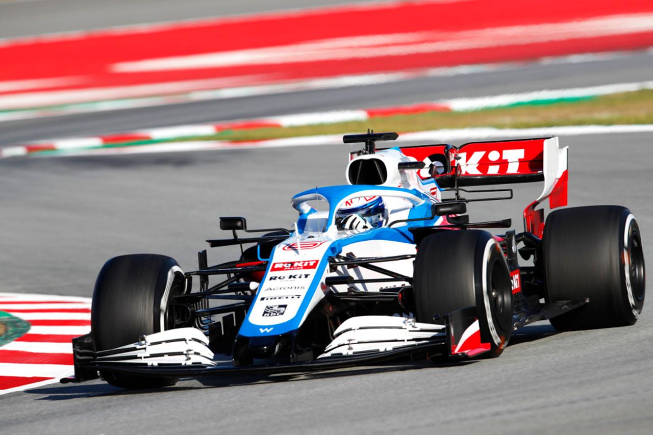 ニコラス・ラティフィ 「ウィリアムズF1はアルファロメオと戦える」