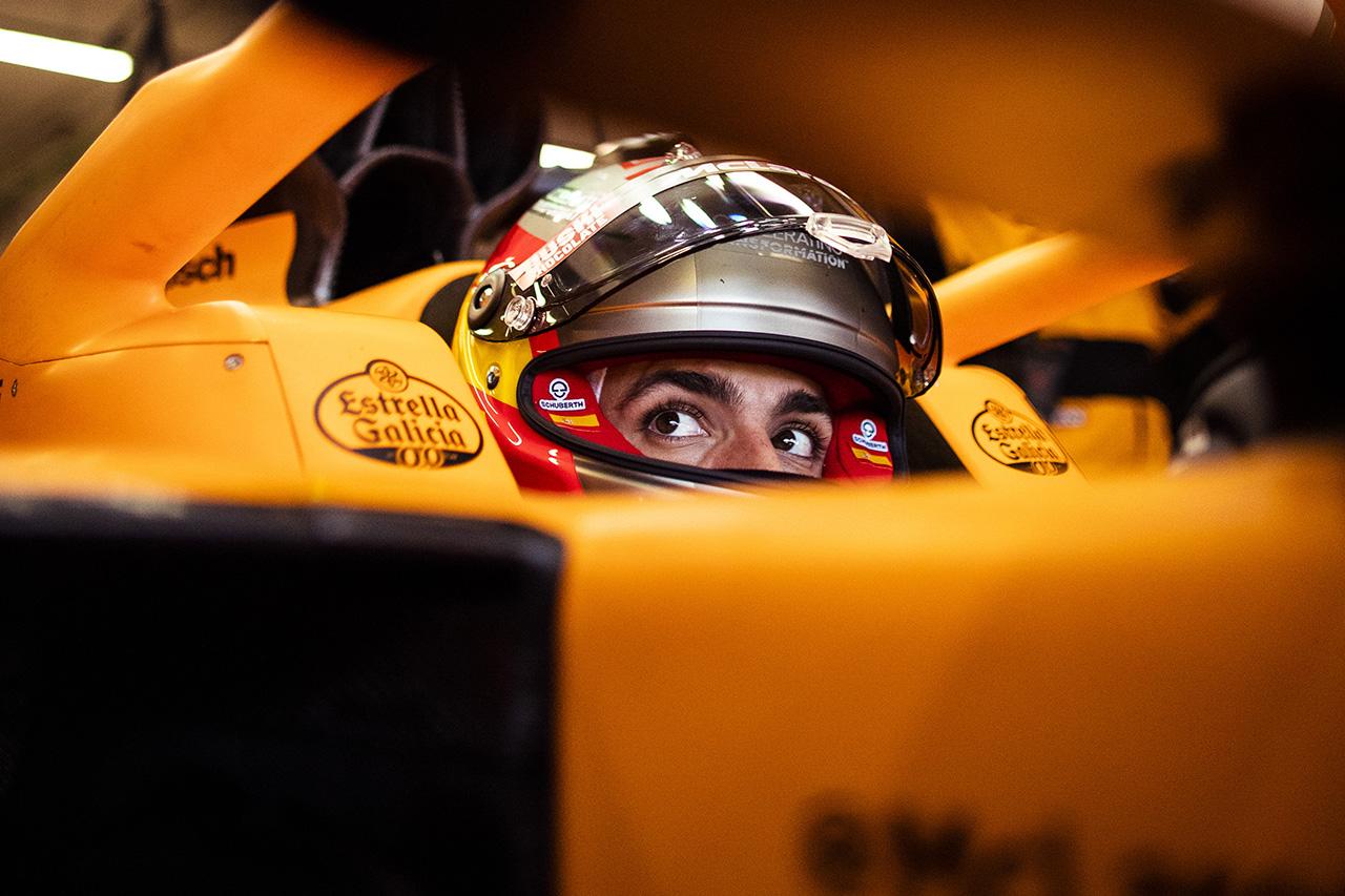 カルロス・サインツ 「ライバルにチャレンジする準備はできている」 / マクラーレン F1オーストラリアGP プレビュー