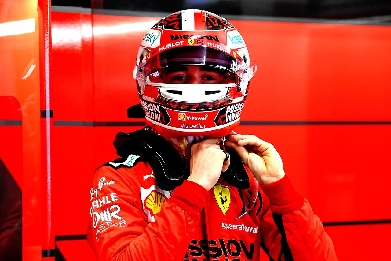 シャルル・ルクレール 「アルバート・パークは常に集中力が必要」 / フェラーリ F1オーストラリアGP プレビュー