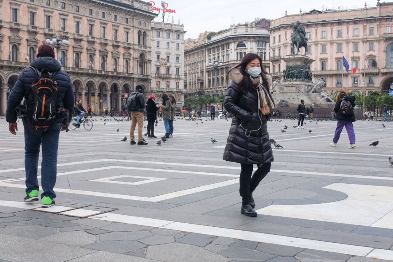 F1 新型コロナウイルス問題:イタリア、移動制限を全土に拡大