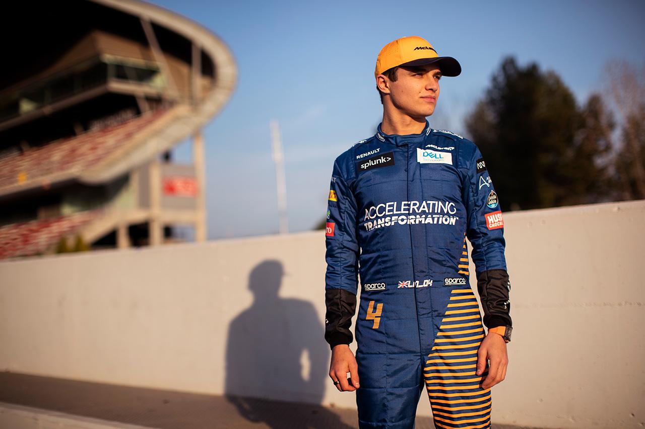 ランド・ノリス 「去年よりもはるかに自信を感じている」 / マクラーレン F1オーストラリアGP プレビュー