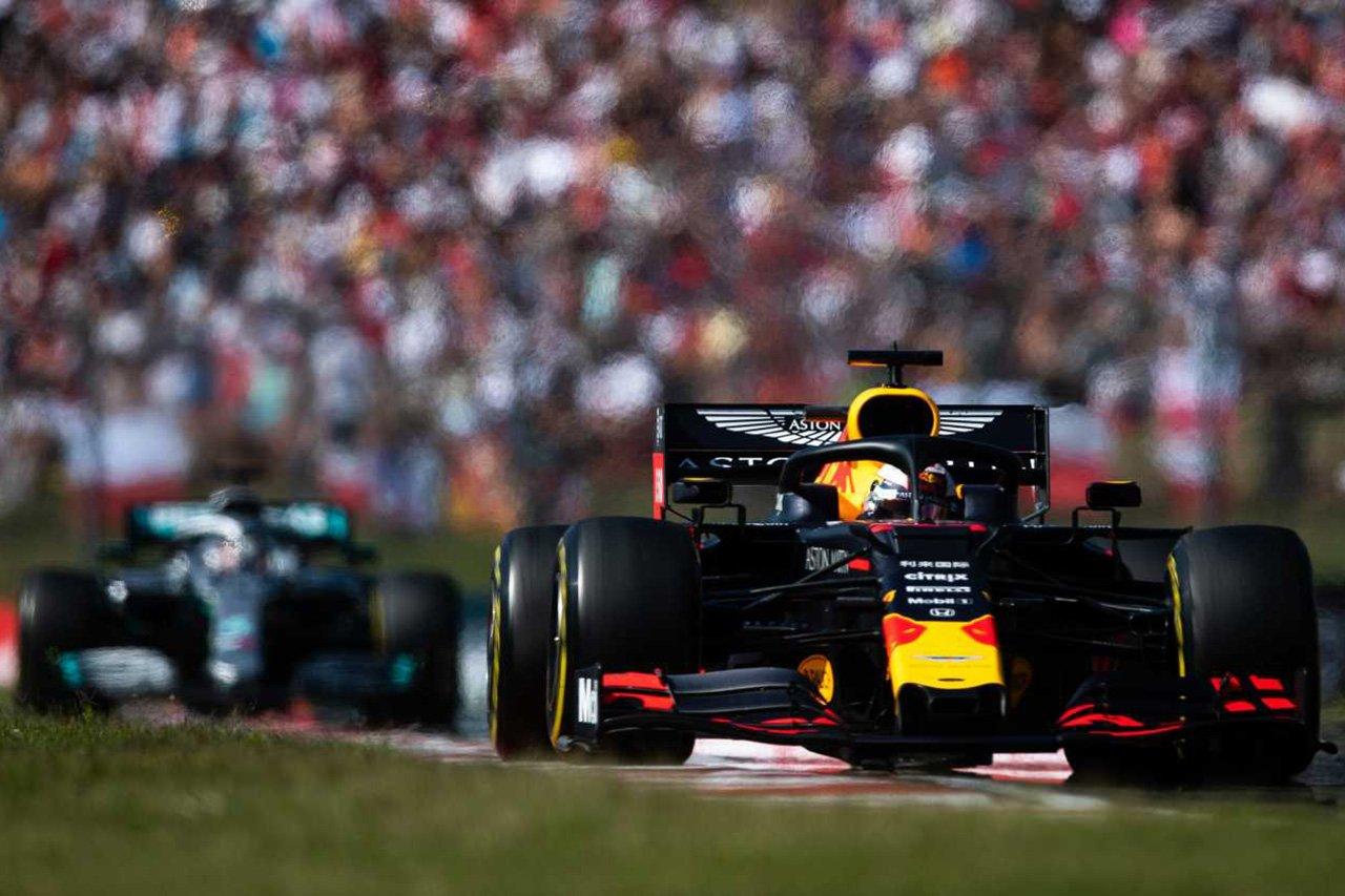 「F1にはハミルトンとフェルスタッペンのタイトル争いが必要」