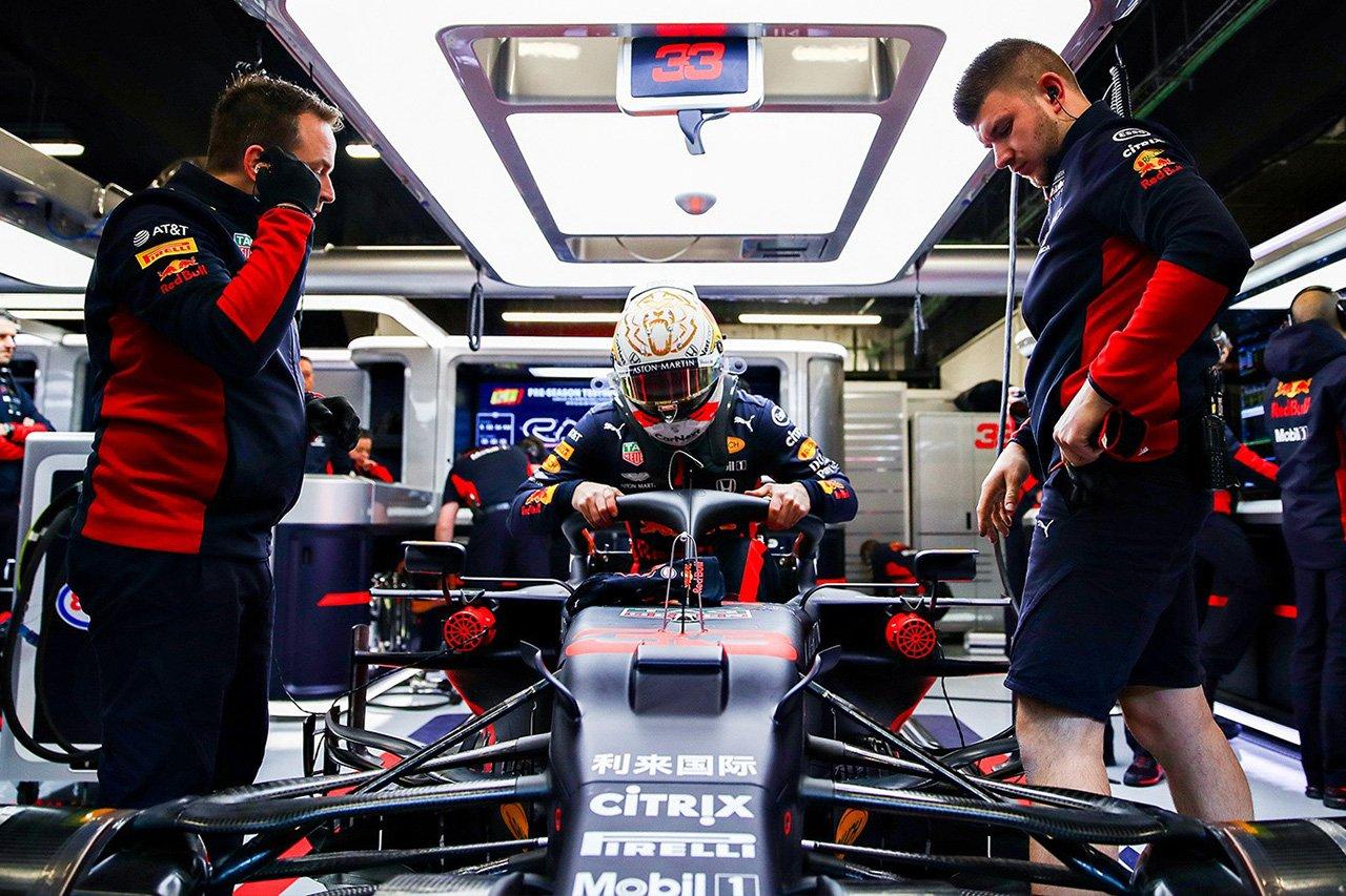 マックス・フェルスタッペン 「メルセデスと0.2~0.3秒差である必要がある」 / レッドブル・ホンダ F1オーストラリアGP