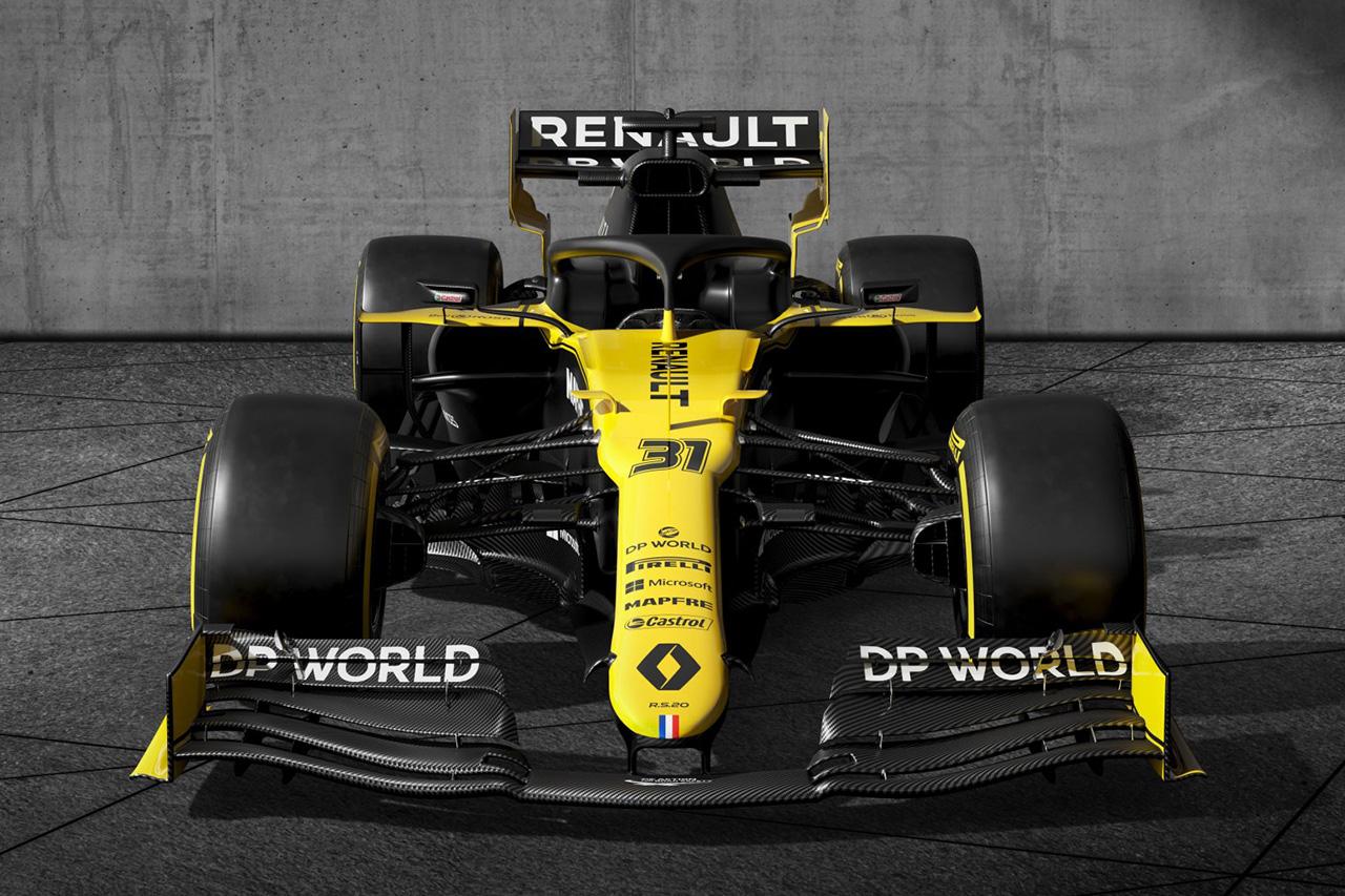 ルノーF1チーム、DPワールドとのタイトルスポンサー契約を発表