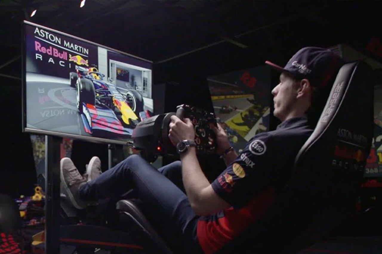 【動画】マックス・フェルスタッペン F1オーストラリアGP バーチャルラップ
