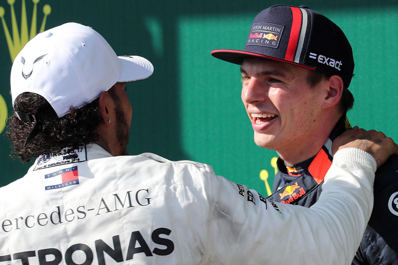 F1 ランド・ノリス 「フェルスタッペンの方がハミルトンよりもレーサー」