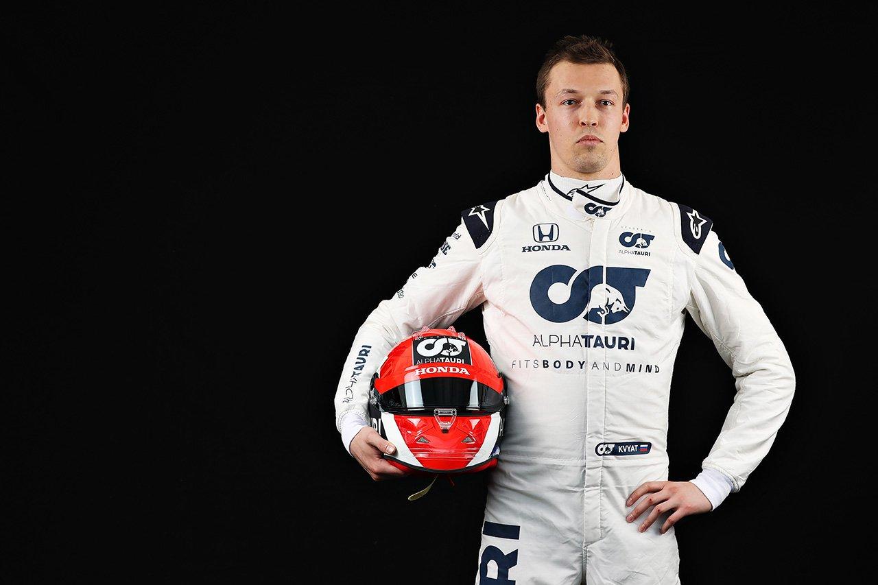 ダニール・クビアト、アルファタウリ・ホンダと2020年F1シーズンを語る