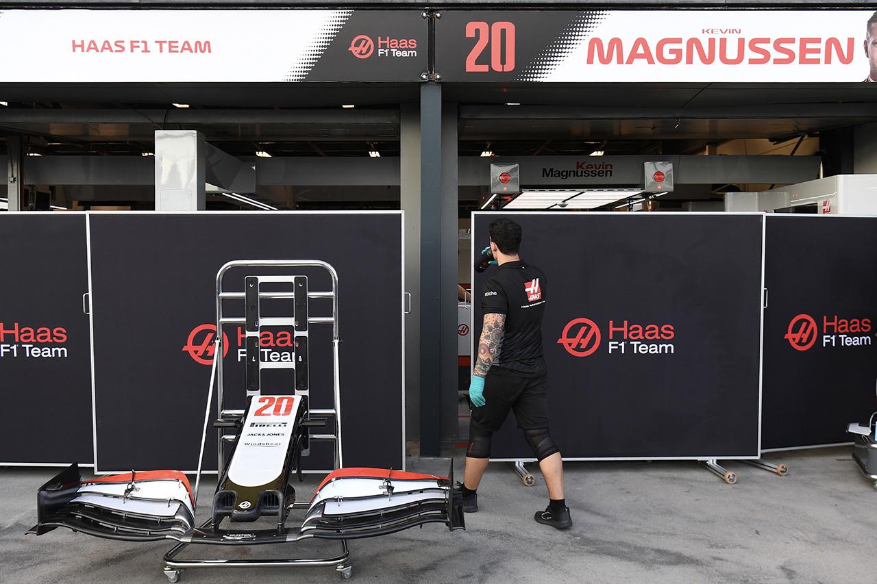 F1新型コロナウイルス問題:ハースにさらに2名の感染疑いで中止の危機