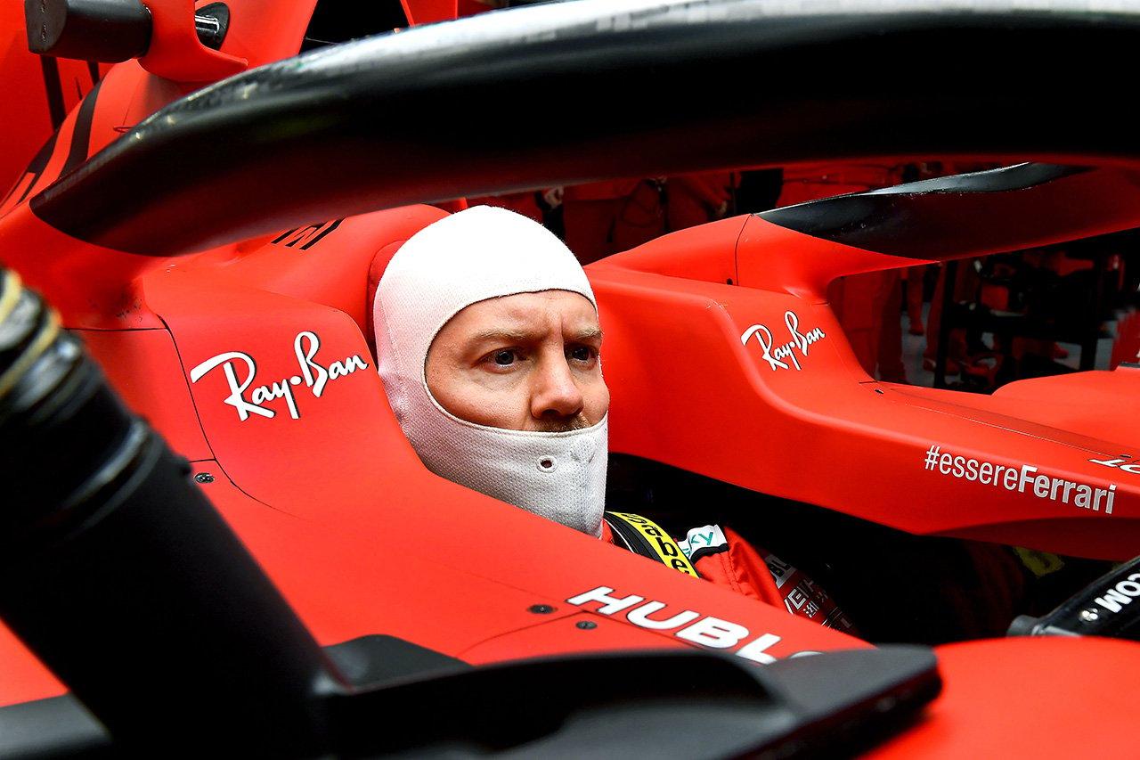 F1 セバスチャン・ベッテル、フェラーリ SF1000は『Lucilla』と命名