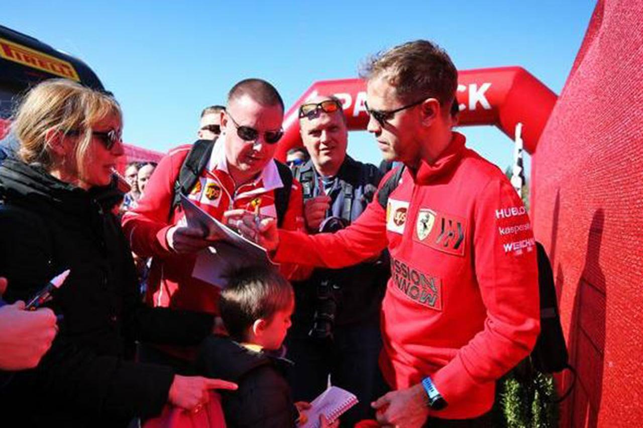 BBC、セバスチャン・ベッテルとキミ・ライコネンが帰国と報道 / F1オーストラリアGP